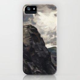 Lembert Dome, Yosemite iPhone Case