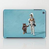 ewok iPad Cases featuring Star Wars Buddies by lev man