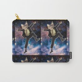 Cat a Falling Star Carry-All Pouch