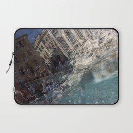Fontana di Trevi Laptop Sleeve