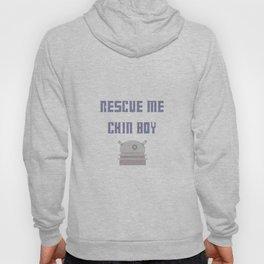 Rescue Me Chin Boy Hoody