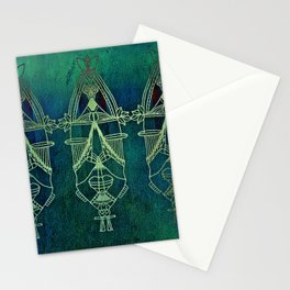 MESSENGERS OF THE EARTH Stationery Cards