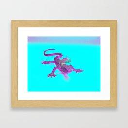x-rays Framed Art Print