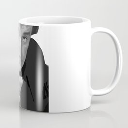Cry me a Dick Rivers - The true french rock star Coffee Mug