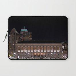 Boston Public Library Laptop Sleeve
