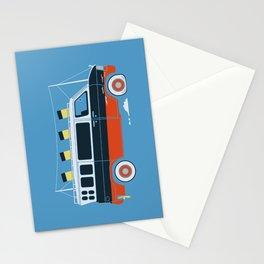 The Titanic Van Sinks Stationery Cards