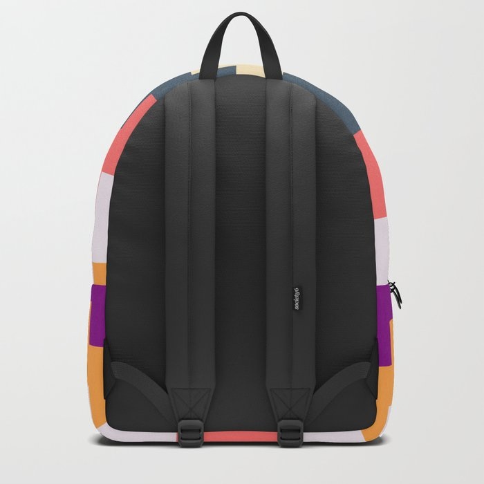 Friendship Bracelet Backpack