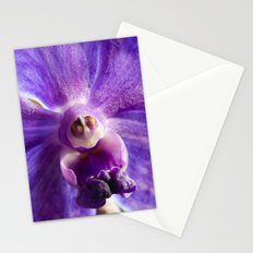 Orchid Vanda 91 Stationery Cards
