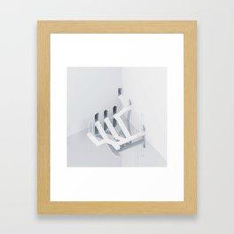 Shrine 4 Framed Art Print