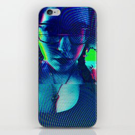 Cybernetic Celluloid iPhone Skin