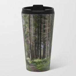 Spruce Woodland Path Travel Mug