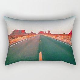 Arizona Landscape Rectangular Pillow