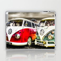 VW campervan's Laptop & iPad Skin
