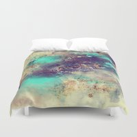 flash Duvet Covers featuring Flash  by Rafael&Arty