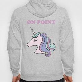 On Point Unicorn Hoody