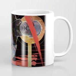Justice tarot card Coffee Mug