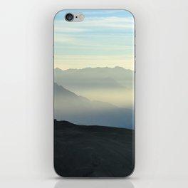Morning Mist iPhone Skin