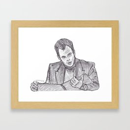 GOB Framed Art Print