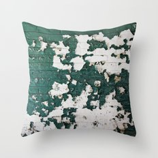 In Green Throw Pillow