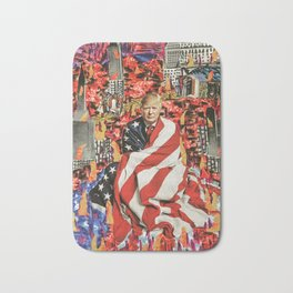 First Circle Amendment Hell Bath Mat