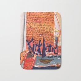 Kirkland Washington Bath Mat