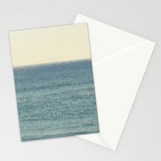 Like The Sea II Stationery Cards