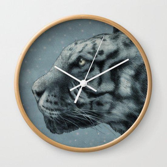 Richard Parker  Wall Clock