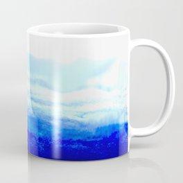 Etheral Blue Coffee Mug