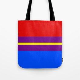Polyamory Flag Tote Bag