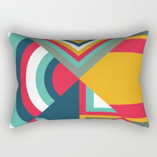Tribal I Rectangular Pillow