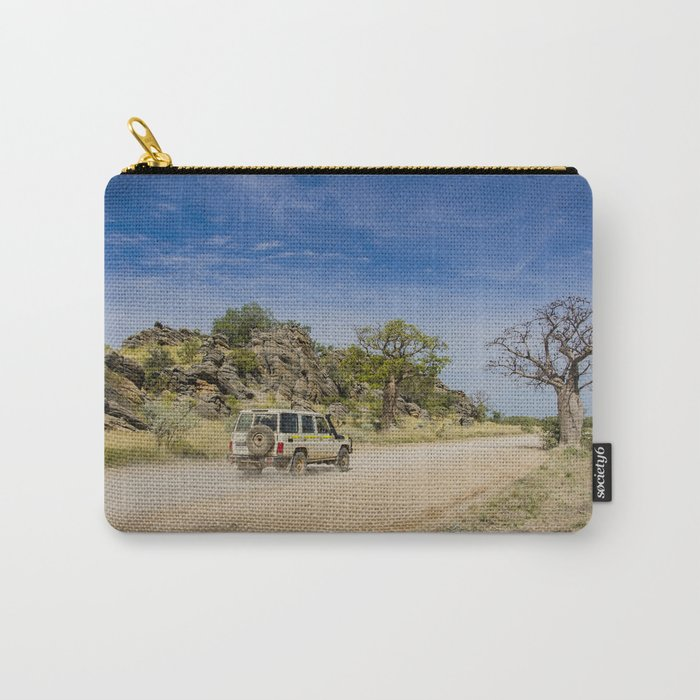 Leopold Downs Road Carry-All Pouch
