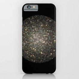 """Globular Cluster"" Hercules Constellation iPhone Case"