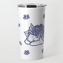 Herbizarre à la violette / Violet Ivysaur Travel Mug