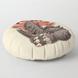 Kaiju's Ramen Floor Pillow