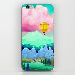 Cool Landscape iPhone Skin