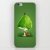 bookworm iPhone & iPod Skins featuring BookWorm by Alberto Arni