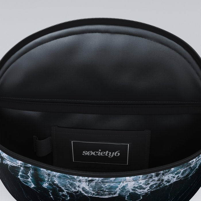 The Color of Water - Seascape Fanny Pack