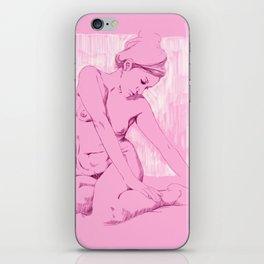 Chicas Rosadas iPhone Skin