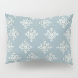 Snowflakes by PIEL Pillow Sham