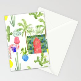 Dream of Majorelle Gardens Stationery Cards