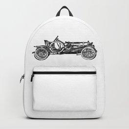 Old car 3 Backpack