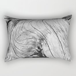 Twisted Driftwood Textures 90 Rectangular Pillow
