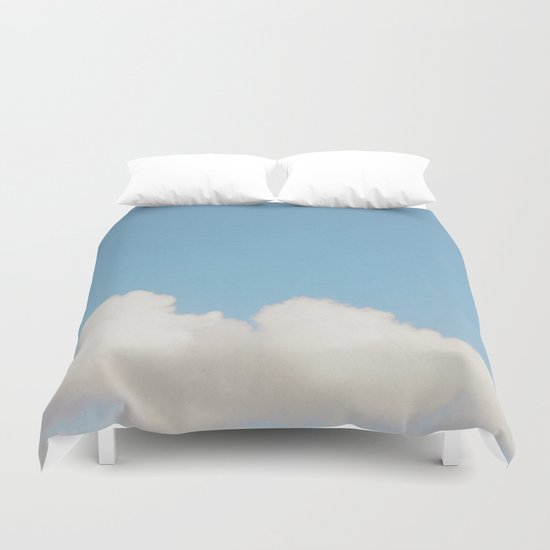 Changing Skies Duvet Cover