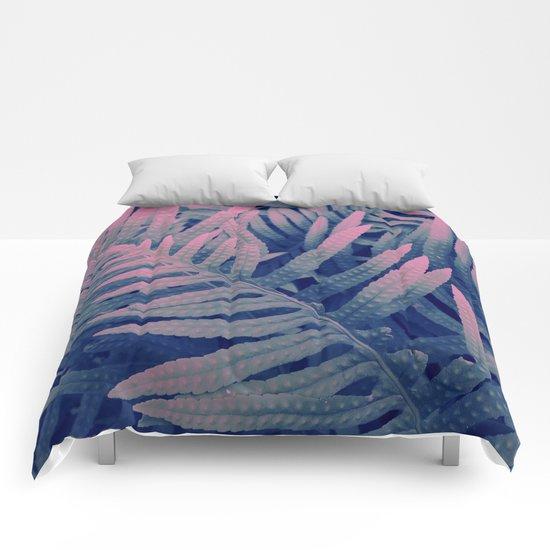 Ferns#3 Comforters
