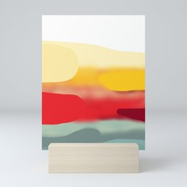 Far Mini Art Print
