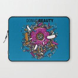 Donut Beauty Laptop Sleeve