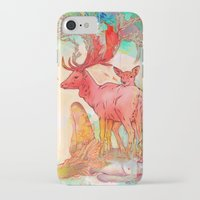 archan nair iPhone & iPod Cases featuring Rebirth by Archan Nair