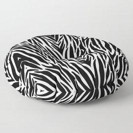 Modern Abstract Pattern Art Prints Floor Pillow
