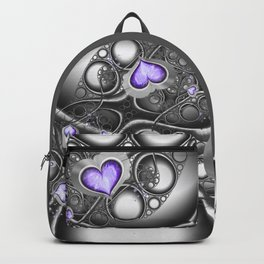 Heart Of The Machine Backpack