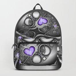 Heart Of The Machine Backpack